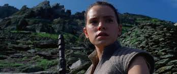 Rey, Daisy Ridley, The Force Awakens