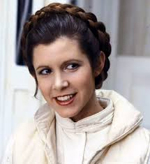 The Empire Strikes Back, Princess Leia, Carrie Fisher