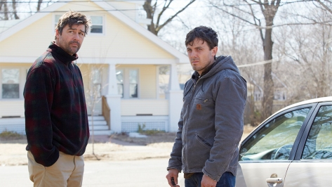 Kyle Chandler, Casey Affleck, Manchester by the Sea