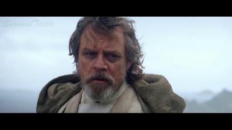Mark Hamill, Luke Skywalker, The Force Awakens
