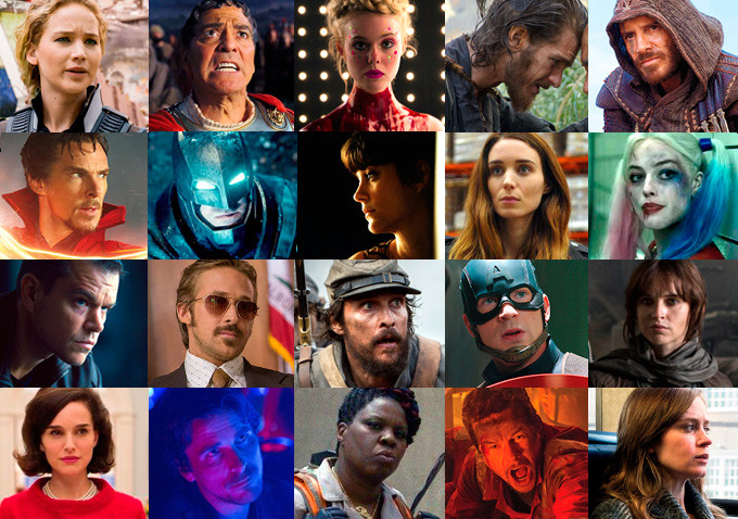 2016 Film Year in Review