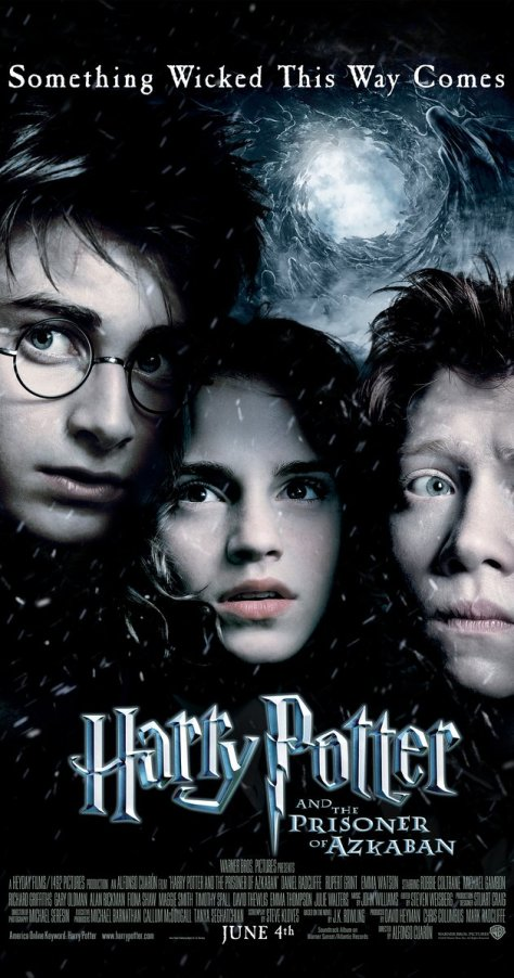 Harry Potter and the Prisoner of Azkaban, Hermione Granger, Ron Weasley, Harry Potter, Rupert Grint, Emma Watson, Daniel Radcliffe