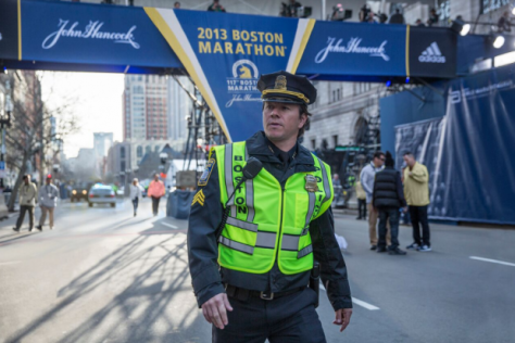 Patriots Day, Mark Wahlberg