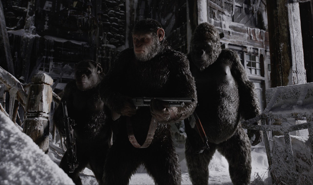 Trailer Time: War for the Planet of the Apes Trailer #1 (2017) *Caesar's Coming, Humans!*