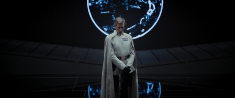 Director Orson Krennic, Ben Mendelsohn, Rogue One: A Star Wars Story,