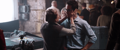 JJ Abrams, Star Wars Episode VII: The Force Awakens, Carrie Fisher, General Leia Organa