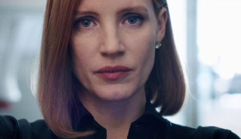 Jessica Chastain, Miss Sloane
