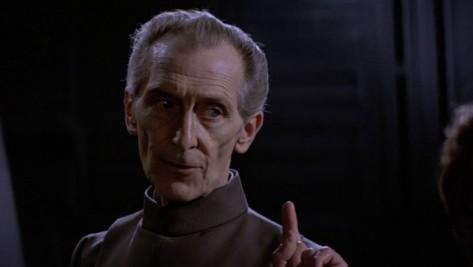 Peter Cushing, Grand Moff Tarkin, Star Wars Episode IV: A New Hope
