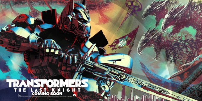 Trailer Time: Transformers: The Last Knight Teaser #1 (2017) *What Fresh Hell Is This?*