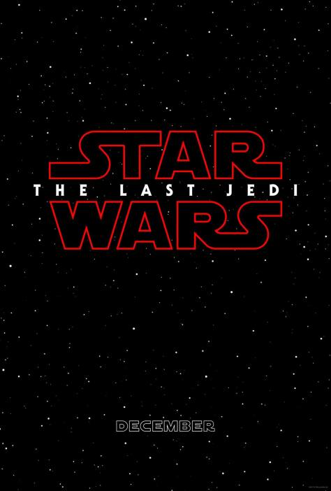 Star Wars, Star Wars Episode VIII, Star Wars: The Last Jedi