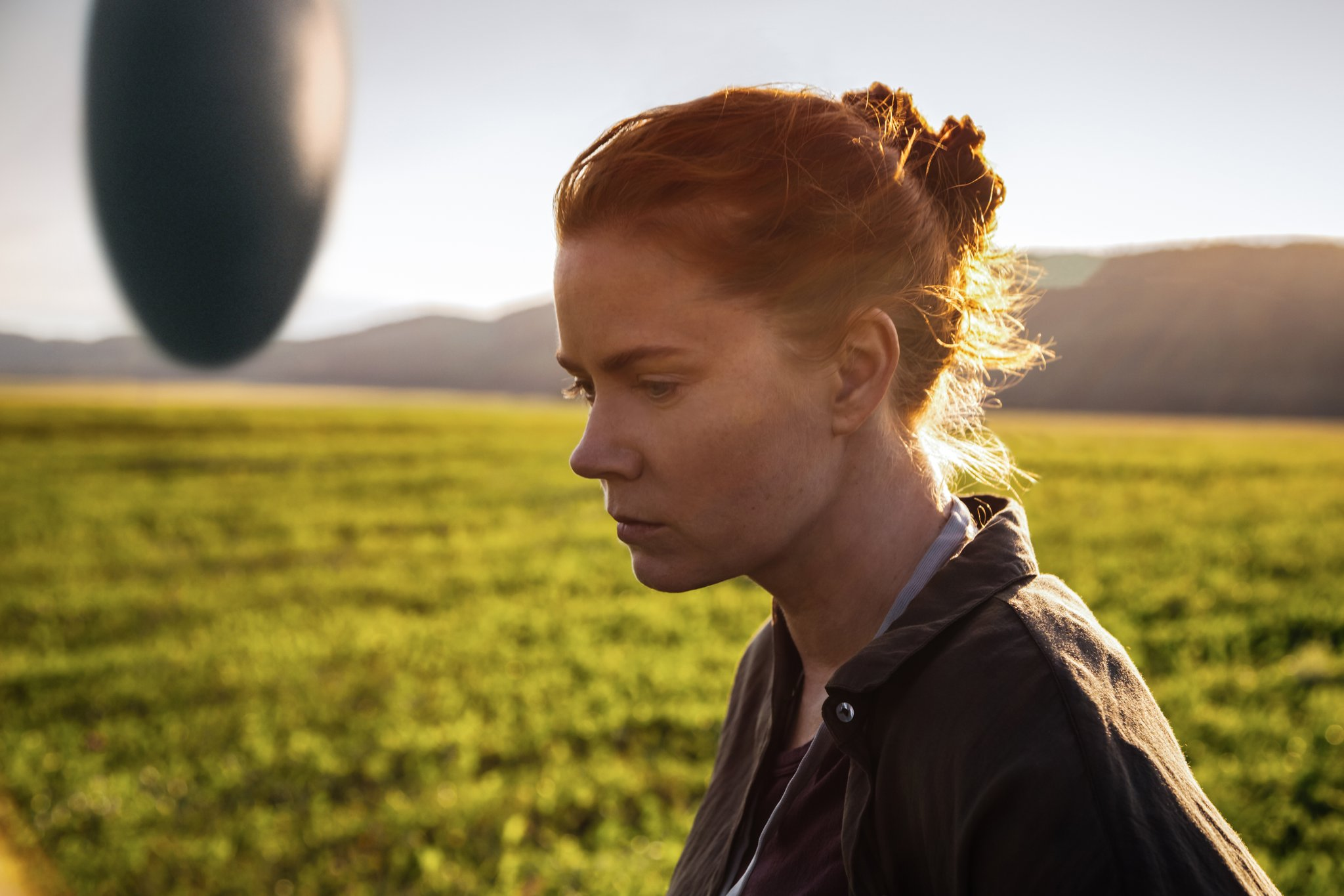 The Arrival, Amy Adams