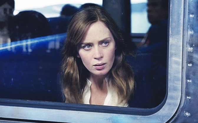 Movie Review: The Girl on the Train (2016) *Stop the Train; I Want to Get Off!*