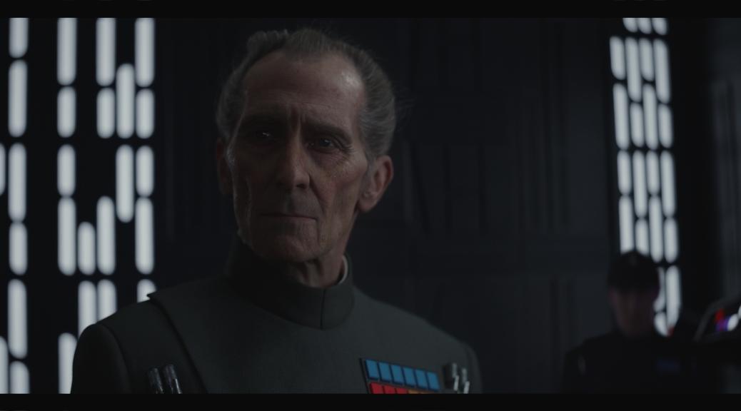 Grand Moff Tarkin, Rogue One: A Star Wars Story