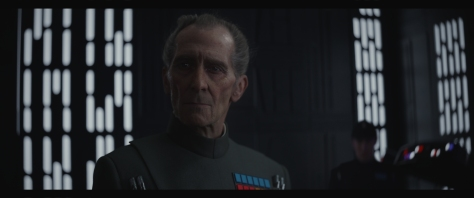 Grand Moff Tarkin, Rogue One: A Star Wars Story