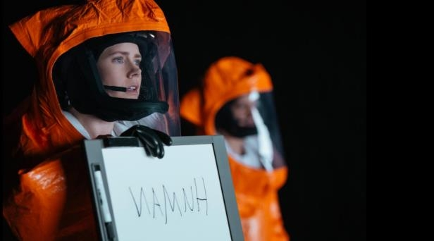 Amy Adams, Jeremy Renner, The Arrival