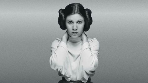 Carrie Fisher, Princess Leia, Star Wars, A New Hope