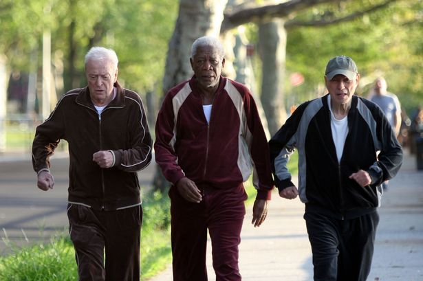 Going in Style, Morgan Freeman, Alan Arkin, Michael Caine