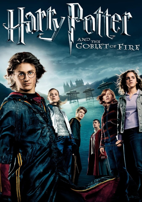 Harry Potter and the Goblet of FIre, Harry Potter, Daniel Radcliffe, Hermione Granger, Emma Watson, Ron Weasley, Rupert Grint