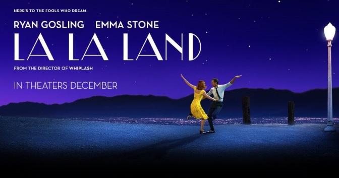 "Movie Review: La La Land (2016) ""Old School Movie Magic"""