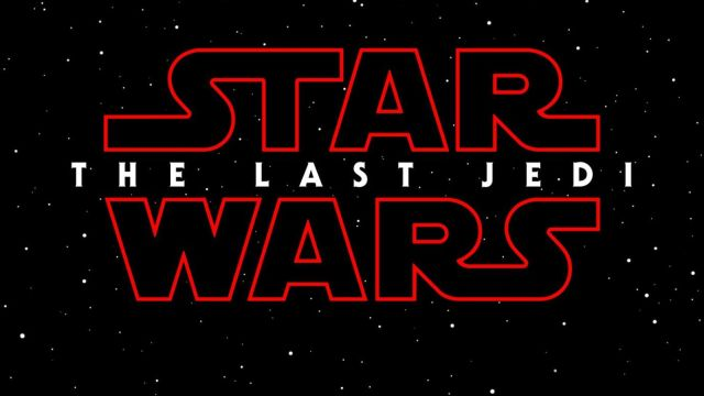 Star Wars Episode VIII: The Last Jedi!!!  Episode VIII's Title Finally Revealed!!!