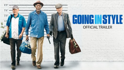 Going in Style, Alan Arkin, Michael Caine, Morgan Freeman