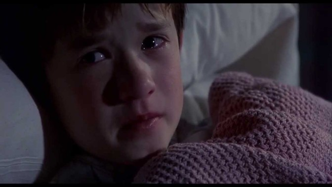 "My Favorite Scene: The Sixth Sense (1999) ""I See Dead People"""