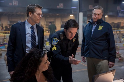 Kevin Bacon, John Goodman, Mark Wahlberg, Patriots Day