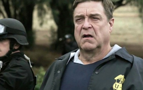 John Goodman, Patriots Day
