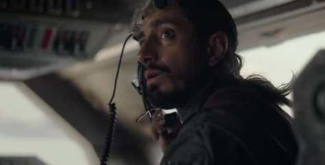 Rogue One: A Star Wars Story, Bodhi Rook, Riz Ahmed