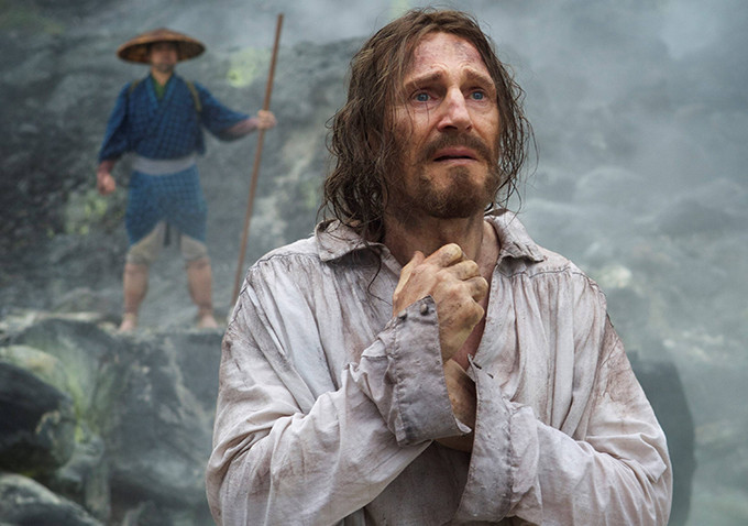 Liam Neeson, Silence