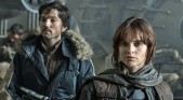 Rogue One: A Star Wars Story, Cassian Andor, Diego Luna, Felicity Jones, Jyn Erso
