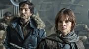 Rogue One: A Star Wars Story, Cassian Andor, Diego Luna, Felicity Jones, Jyn Erso
