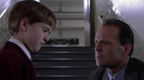 The Sixth Sense, Bruce Willis, Haley Joel Osment