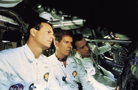 Apollo 13, Tom Hanks, Bill Paxton, Kevin Bacon