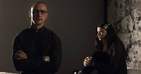 Split, Anya Taylor-Joy, James McAvoy