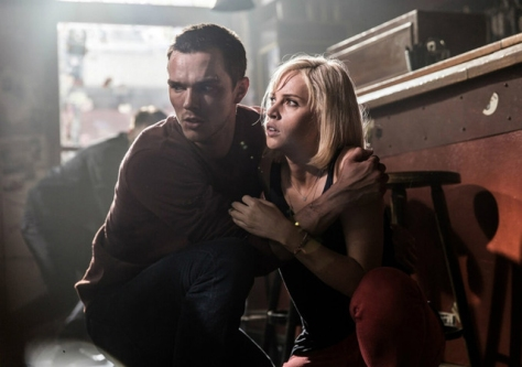 Collide, Nicholas Hoult, Felicity Jones