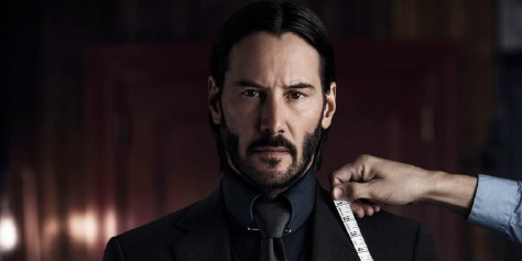 Keanu Reeves, John Wick Chapter 2