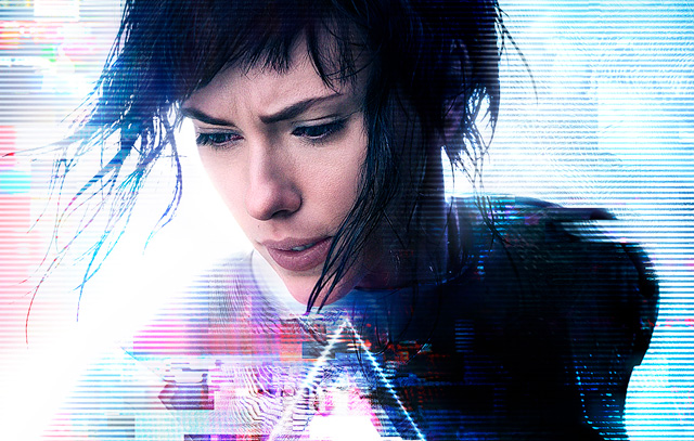 Scarlett Johanssen, Ghost in the Shell