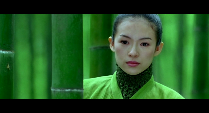 Zhang Ziyi, House of Flying Daggers