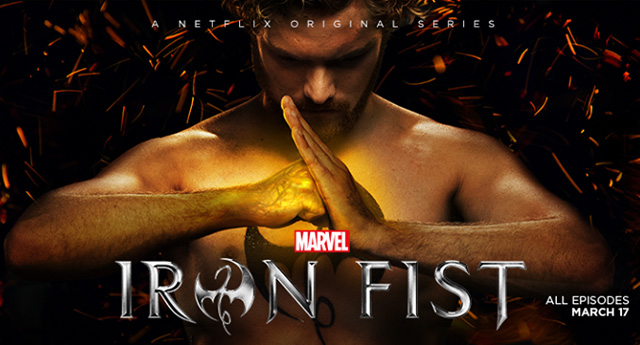 Trailer Time: Iron Fist Season 1 Trailer #2 (2017 – Netflix) *The Last Defender*