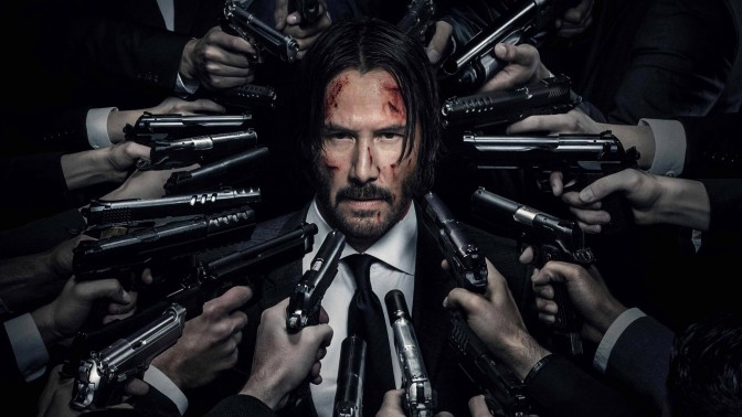 "Movie Review: John Wick Chapter 2 ""A Ballet of Blood"""