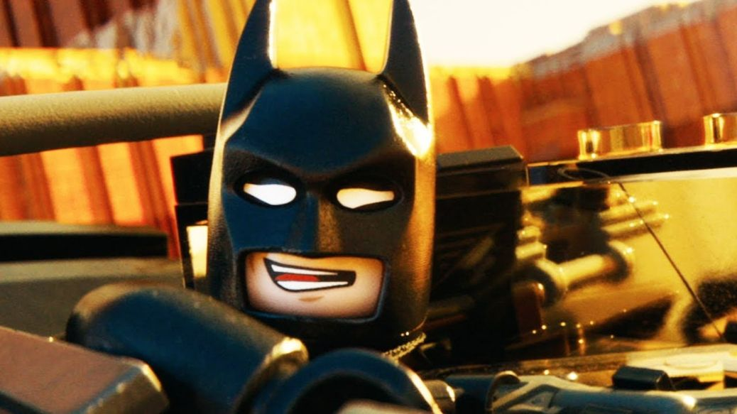 The LEGO Batman Movie, Batman, Will Arnett