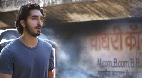 Dev Patel, Lion