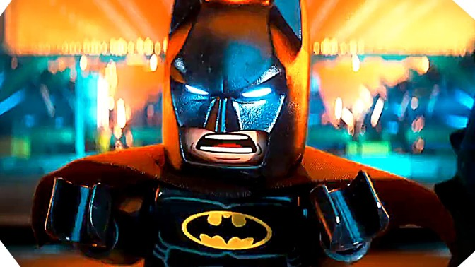 "Movie Review: The LEGO Batman Movie (2017) ""Good, but not Awesome."""