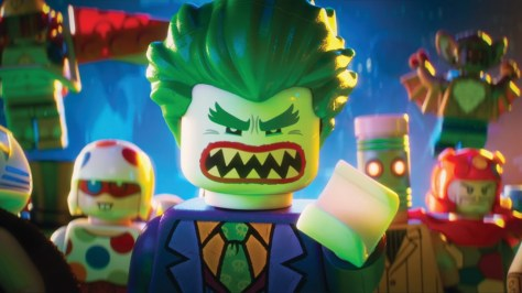 Joker, The LEGO Batman Movie