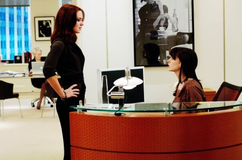 Anne Hathaway, Emily Blunt, The Devil Wears Prada