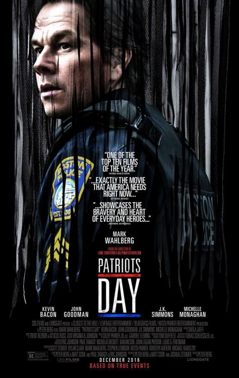 Mark Wahlberg, Patriots Day