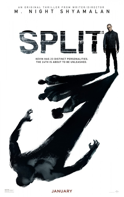 Split, James McAvoy