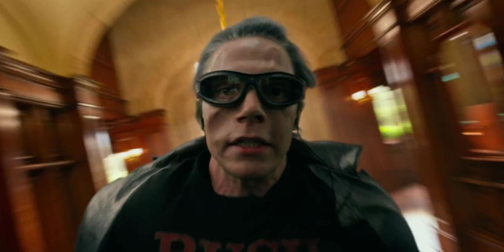 Quicksilver, Evan Peters, X-Men: Apocalypse
