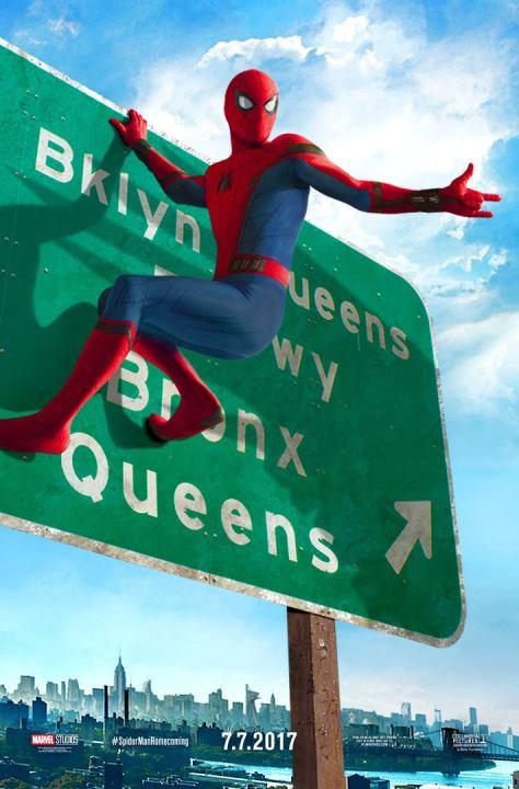 Spider-Man Homecoming, Tom Holland, Peter Parker, Spider-Man
